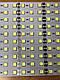 Светодиодная лента Premium SMD 5054/72 12V 6500-7000K IP20 1м на алюминиевой подложке Код.59219, фото 2