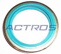 Сальник передней ступицы Mercedes 814 75x95x13 50.143 Kaco
