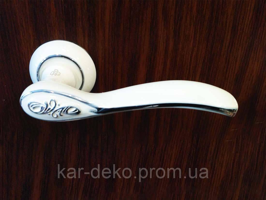 Ручки дверные Gavroche Белая