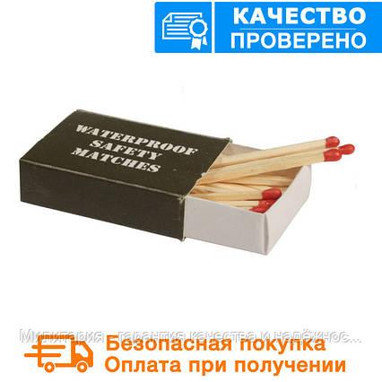 Влагостойкие (охотничьи) спички Sturm Mil-tec (4 пачки в упаковке) (15234000), фото 2
