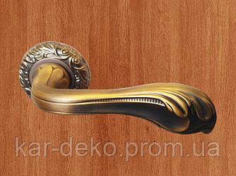 Ручки дверные Кедр R51.033