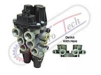 Клапан осушителя Mercedes, DAF 9347050030 327.207.0 EuroTech