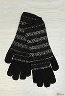 Перчатки с модным принтом для девочки No name 2125000514536