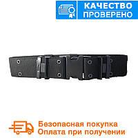Тактический ремень MilTec LC2 US Black (13310002)