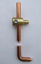 Сменные электроды для аппаратов контактно-точечной сварки ТКС и АТОС