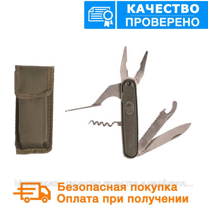 Складной нож - мультитул Бундесвер Mil Tec (15406000)