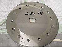Диск высевающий 2,5х14 СУПН-8 подсолнечник