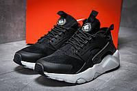Кроссовки мужские Nike  Air Huarache Run Ultra, черные (11822), р. 41-45