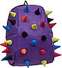 "Рюкзак ""Rex Half"" Bringht Purple Multi MadPax  KAB24485086 (KAB24485086)"