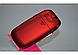 Телефон - раскладушка Samsung Galaxy G160 на 2 Sim красного черного золотого цвета, фото 2