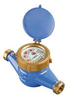 Счетчик холодной воды крыльчатый многоструйный сухого типа WS Ду 32