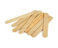 Шпатель деревянный для депиляции 10шт
