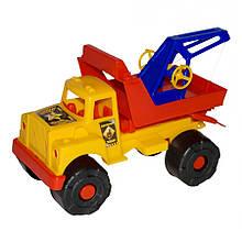 Эвакуатор Макс, желто-красный «Maximus» (5190)