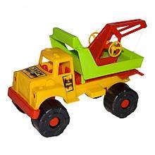 Эвакуатор Макс, желто-зеленый «Maximus» (5190)