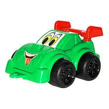 Спортивная машина Максик, зеленый «ТехноК» (2971)
