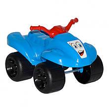 Квадроцикл Максик, синий «ТехноК» (2292)