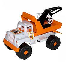 Эвакуатор Макс, бело-оранжевый «Maximus» (5190)