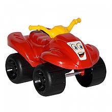 Квадроцикл Максик, красный «ТехноК» (2292)