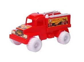 Пожарная машина Уран (2 вида) «Maximus» (5163)