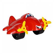 Самолет Максик, красный «ТехноК» (3701)