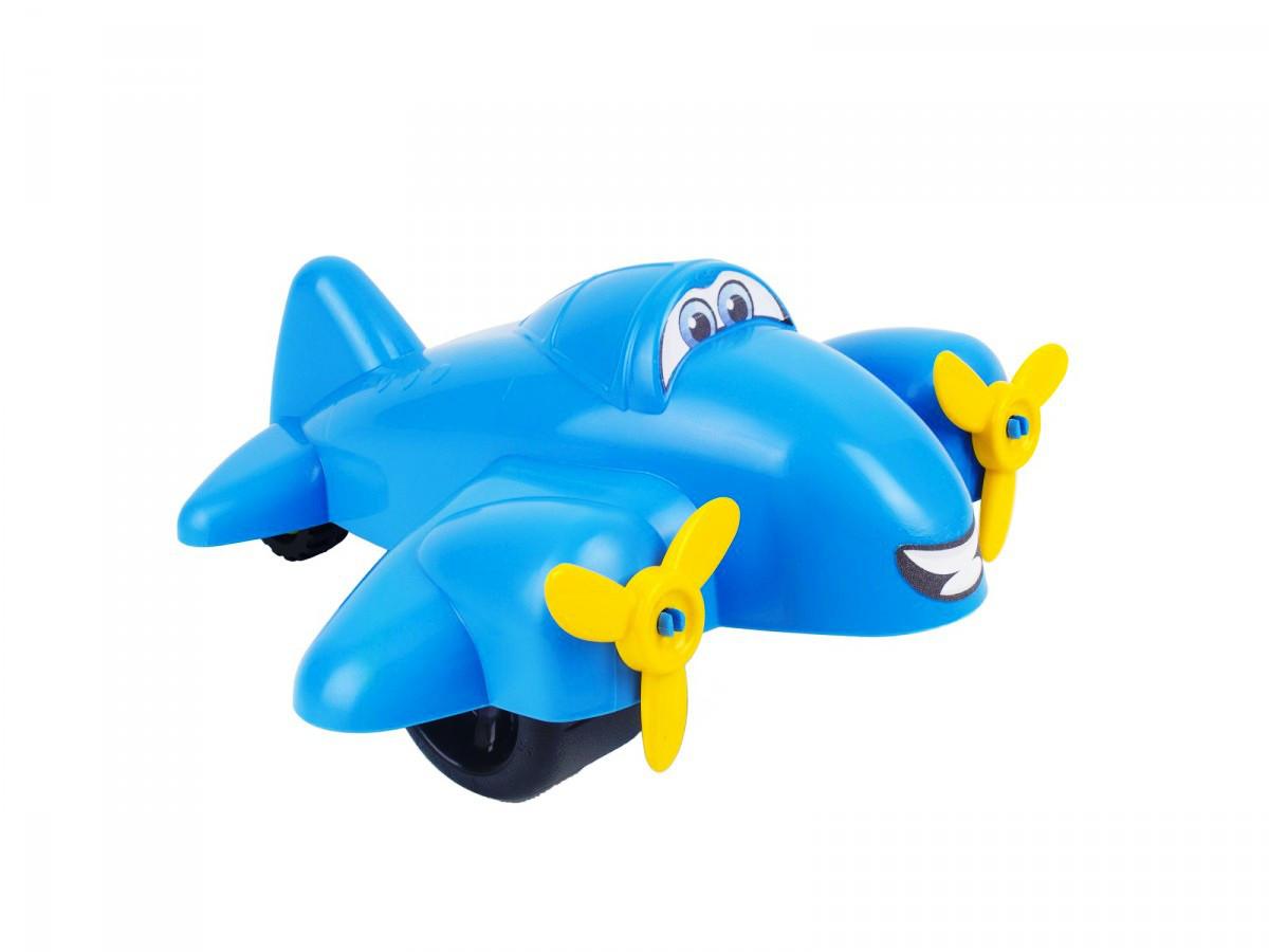 Самолет Максик, синий «ТехноК» (3701)