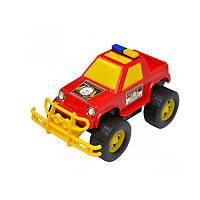 Игрушечные машинки и техника «Maximus» (5156) Джип Везунчик, красный