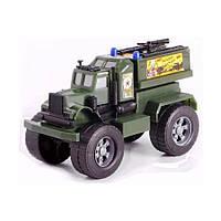 Игрушечные машинки и техника «Maximus» (5159) Пожарный трак военный