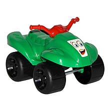 Квадроцикл Максик, зеленый «ТехноК» (2292)