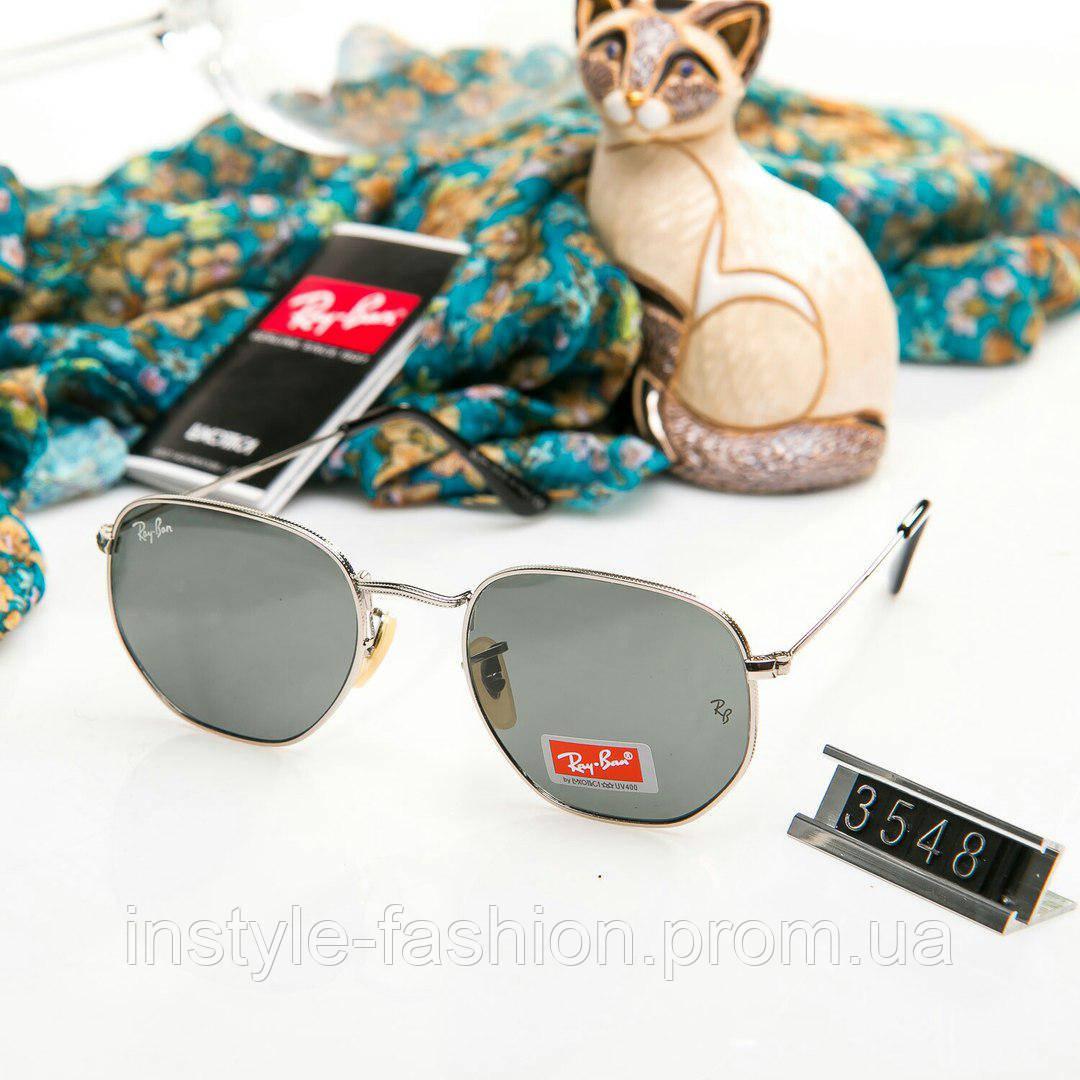 02e284da3e8e Брендовые женские очки Ray Ban Рей Бен с черными стеклами - Сумки брендовые,  кошельки,