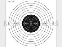Мишень 480 х 520 мм Светлый круг