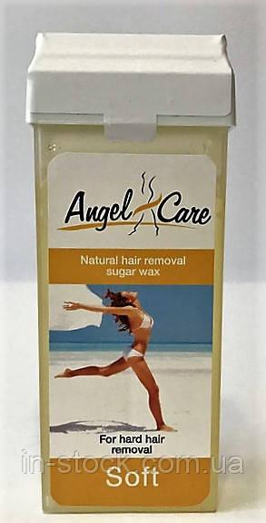 Паста для шугаринга Angel Care Soft картридж