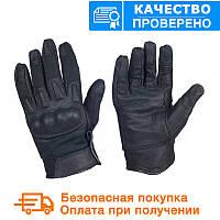 Тактические перчатки MIL-TEC ACTION GLOVES FLAMMH Black (12520202), фото 1