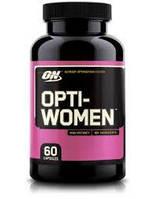 Optimum Nutrition Витамины и минералы для девушек Опти-вумен Opti-Women (60 caps)