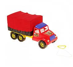 Фургон Волант, красный «Maximus» (5009)