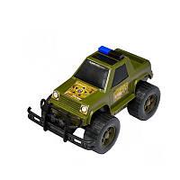 Игрушечные машинки и техника «Maximus» (5156) Джип Везунчик, зеленый