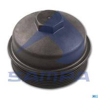 Крышка топливного фильтра Mercedes Atego, Actros OM-904LA-501LA 010.065 Sampa