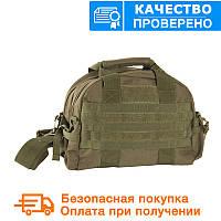 Тактический сумка Mil Tec AMMO SHOULDER BAG Oliva (13727001)