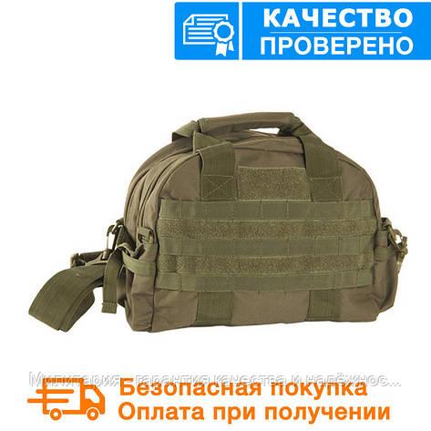 Тактический сумка Mil Tec AMMO SHOULDER BAG Oliva (13727001), фото 2