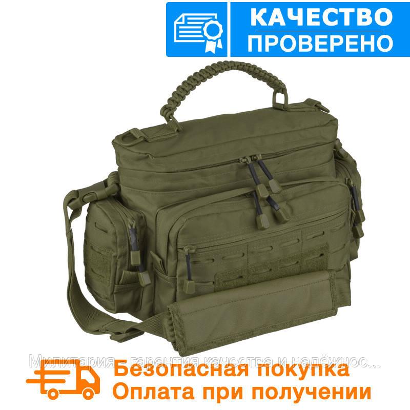 Тактический сумка MilTec PARACORD BAG SM Olive (13726101)