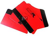 Карты дверей ВАЗ 2101-2107 (красно-черные)