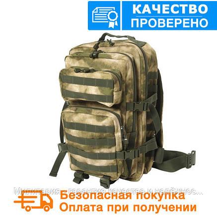 Штурмовой (тактический) рюкзак ASSAULT A-TACS Mil-Tec by Sturm 36л. (14002259), фото 2