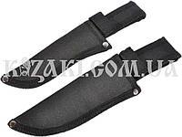 Чехол для ножа черный (синтет.)