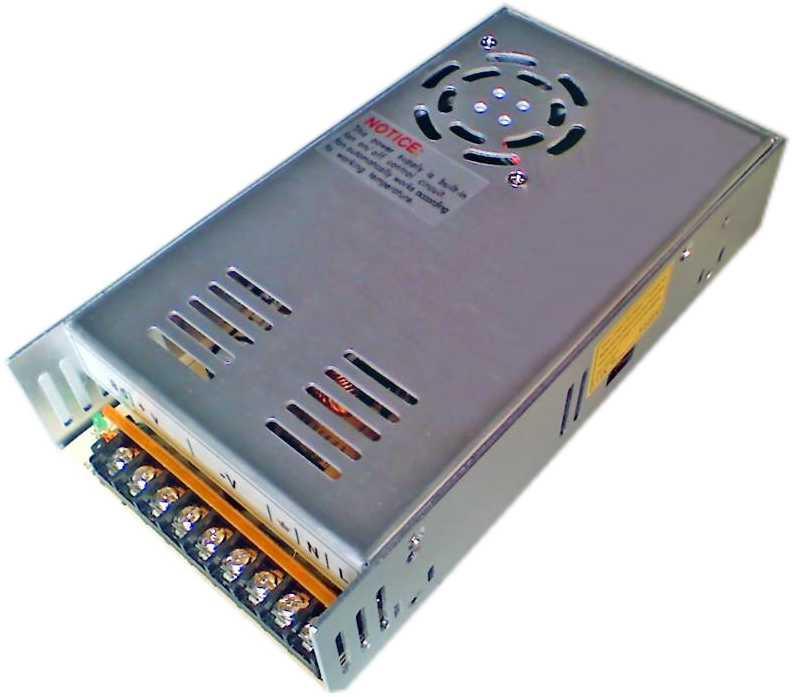 Блок питания 12 вольт 30А 360W (ватт)
