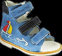 Ортопедические сандалии для детей