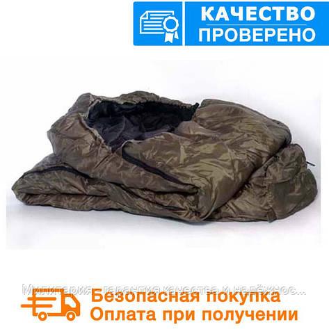 Спальный мешок Mil tec MUMMY (OD) Olive (до -10) с чехлом (14110001), фото 2
