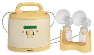 Електричний молоковідсмоктувач Medela Symphony Brustpumpe standard version