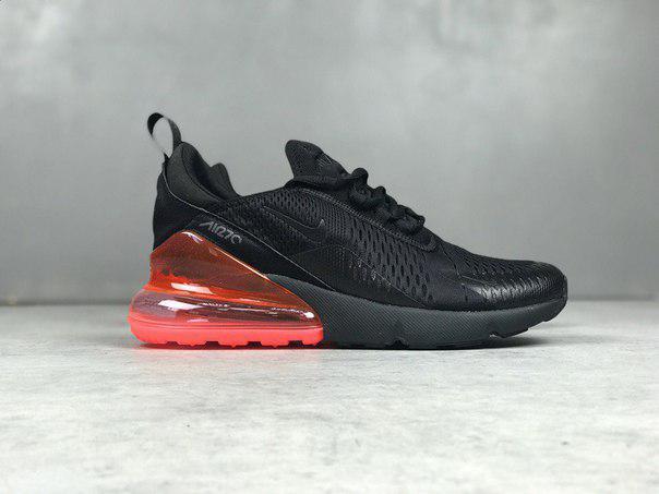 Мужские кроссовки Nike Air Max 270 , Копия