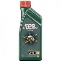 Синтетическое моторное масло Magnatec Diesel 5W-40 DPF New 1 л.