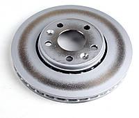 Диск тормозной передний Сценик 3 / Renault LagunaI III / Megane III / Grand Scenic III 1.4-2.0 c 2008 B130595