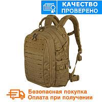 Тактический рюкзак Mil-Tec LASER CUT MISSION PACK SMALL Coyote 20 л. (14046019), фото 1